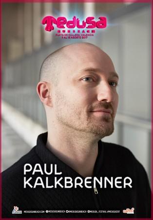 Paul Karlkbrenner - Medusa Festival - Artwork